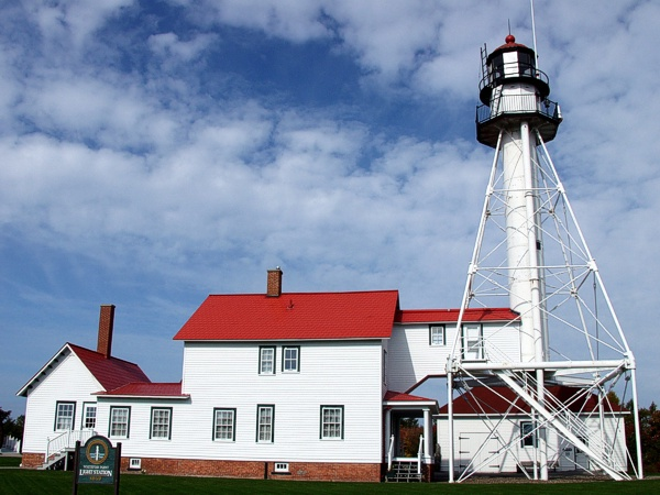 Whitefish Point Lighhouse