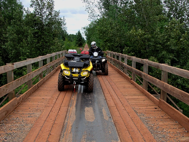Brule River Bridge