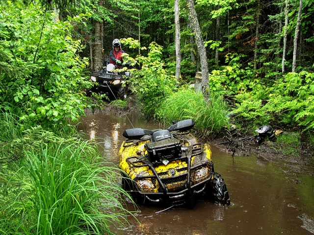 Michigamme Mud Hole
