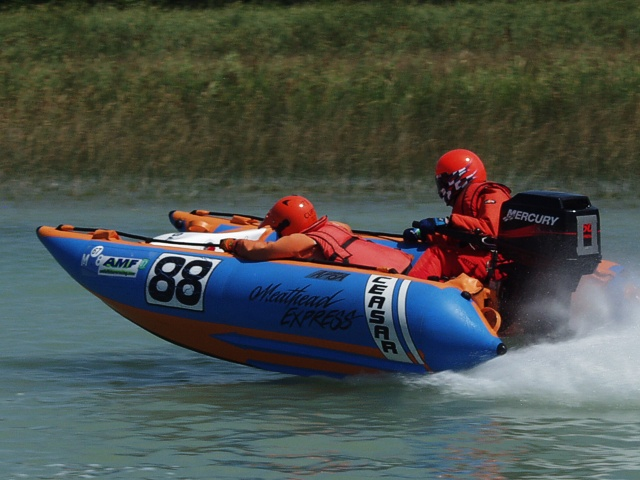 Inflatable Boat 88