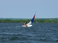 Pickerel Lake Sailing