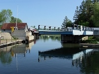 Alanson Swing Bridge