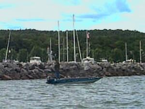 Lake Charlevoix Boyne City Charlevoix County Fishing