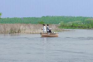 Indian River I 75 Fishing Boating Inland Waterway Michigan