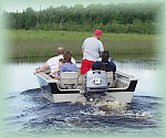 Ontonagon county park lake gogebic ontonagon county for Lake gogebic fishing report