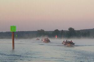 Michigan Walleye Tour 2000 Inland Waterway Walleye Fishing